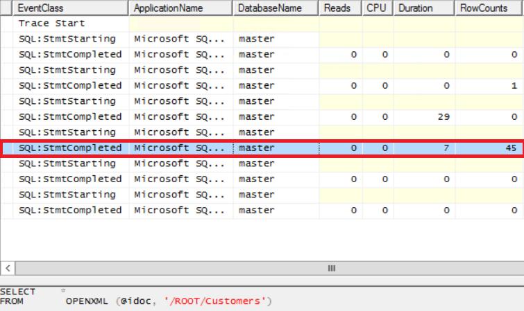 déclaré variable sql server